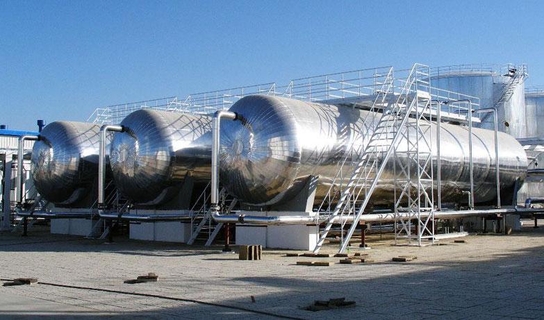 ECX型高效聚结斜管除油器