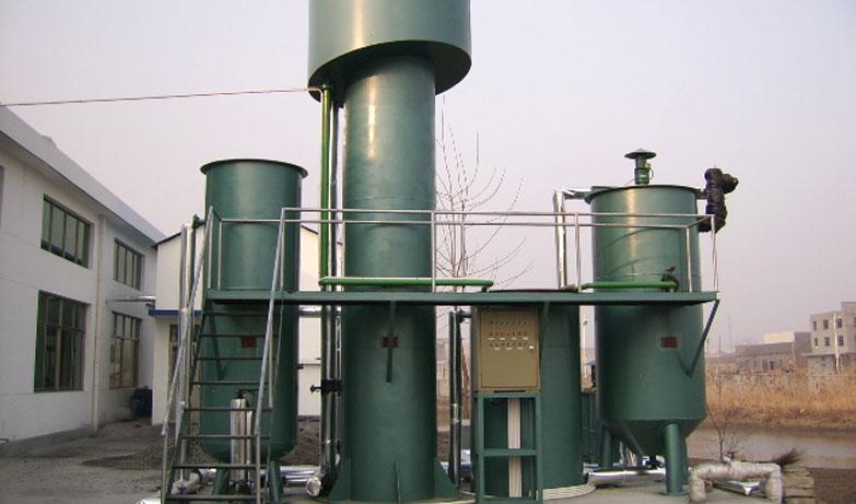 PSB型喷射式生物曝气塔